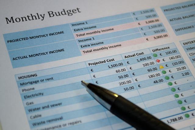 organiser vos finances pour mieux gérer vos factures