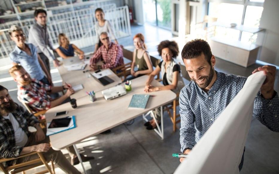 Les clés du succès de la création d'une entreprise