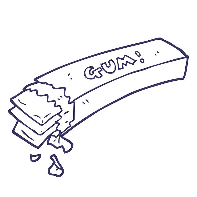 Un chewing-gum anti-stress idéal pour le travail