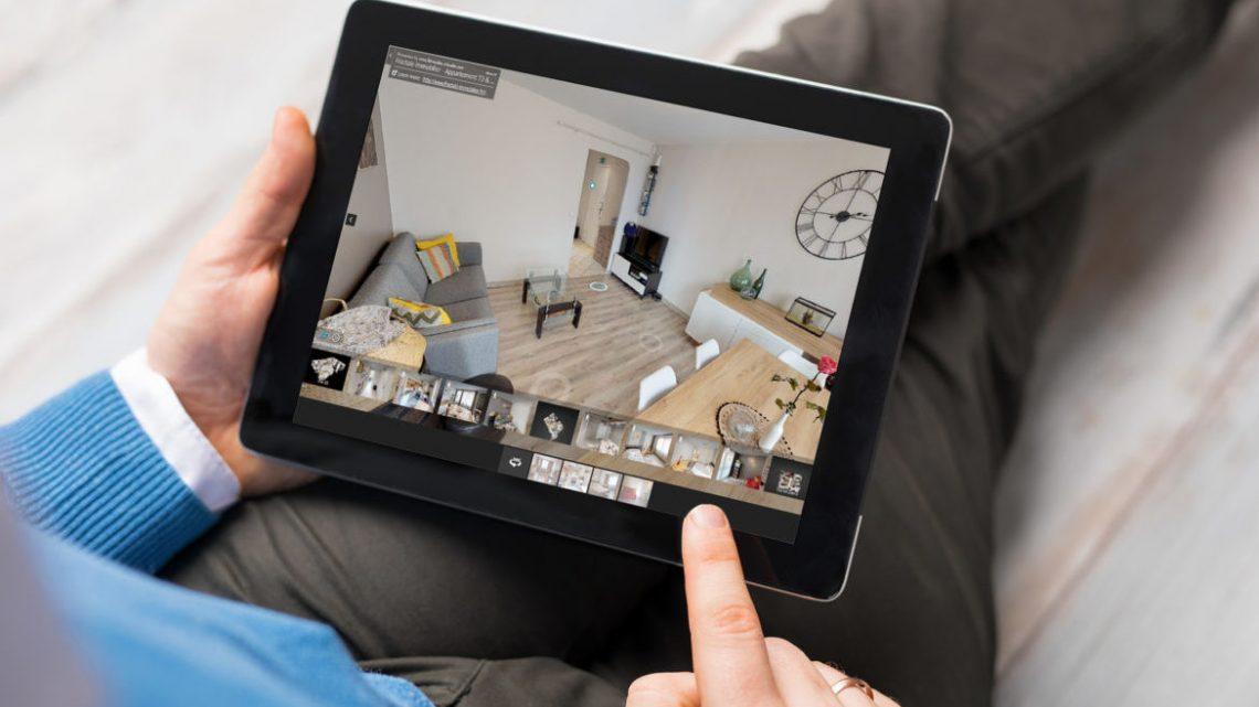 La digitalisation du domaine de l'immobilier par la visite immobilière à distance
